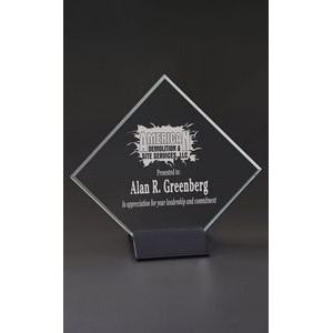 Milano Collection Clear Square Award
