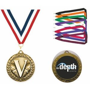 "2 3/4"" Medal Package"
